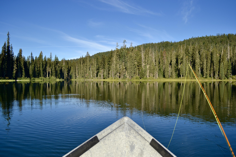 Gold Lake, Oregon Cascades
