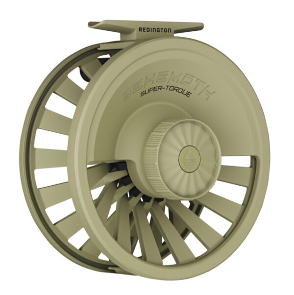Redington Behemoth 11/12 Fly Reel Desert