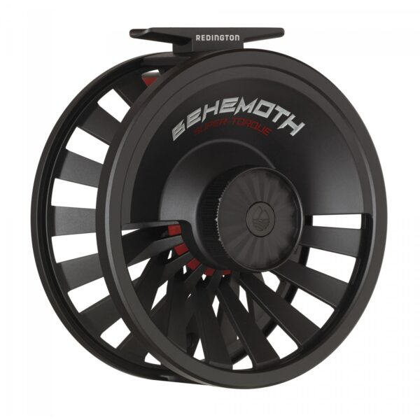 Redington Behemoth 7/8 Fly Reel Black