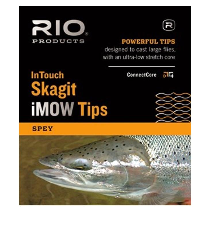 RIO InTouch Skagit iMOW Tips Kits Skagit Series