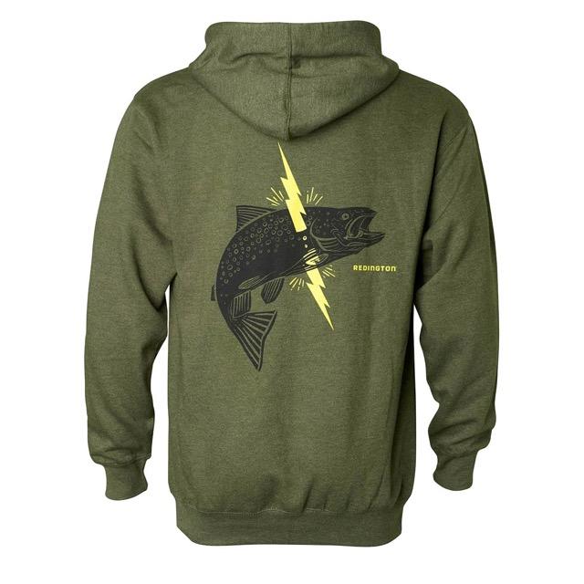 Redington Lightning Trout Hoodie